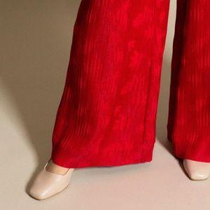Rachel Comey Pants - Creatures of Comfort Chili Janet Trouser